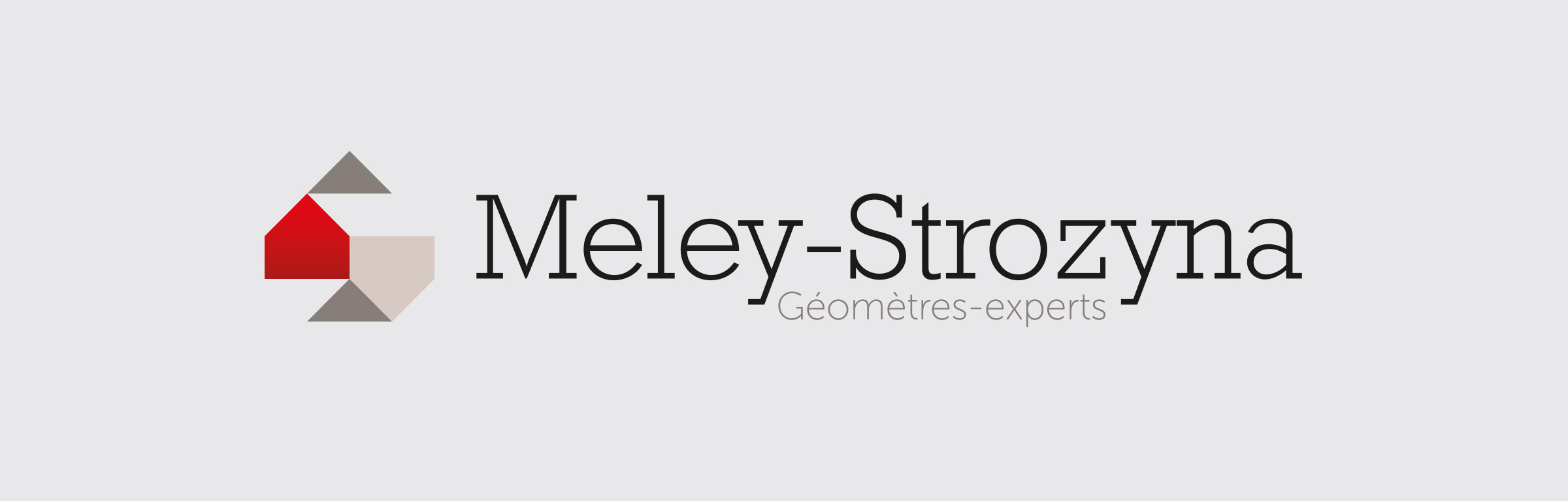 Création logo - géomètres