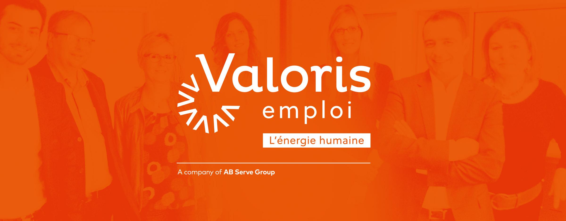 Création logo - agence pour l'emploi