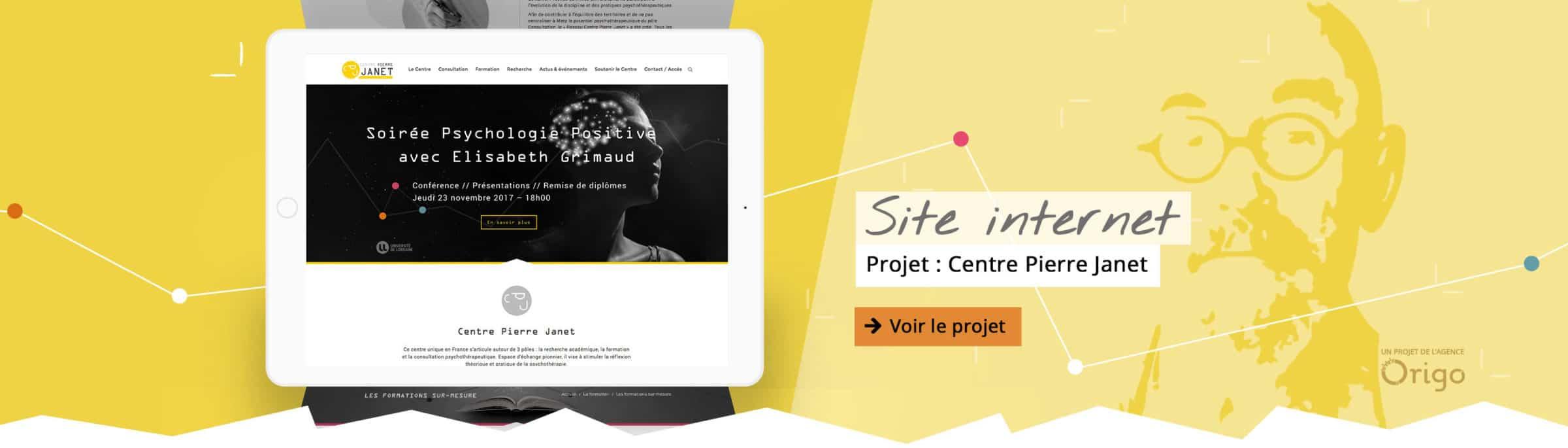 Graphisme de site internet responsive